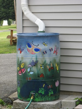 week festivities and our effort to go green save green the schaumburg township district library is sponsoring a rain barrel drawing